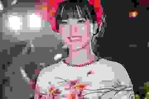 Hoa hậu Thu Thủy duyên dáng trình diễn thời trang