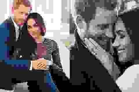 Hoàng tử Harry tiết lộ ảnh đính hôn lãng mạn