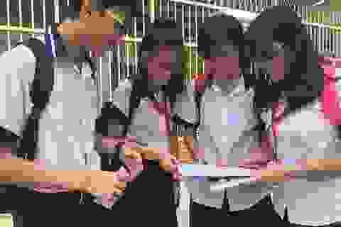 TPHCM: Hơn 68.000 chỉ tiêu vào lớp 10 công lập năm học 2018-2019