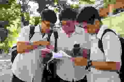 Đại học Đồng Tháp công bố điểm trúng tuyển đợt 1