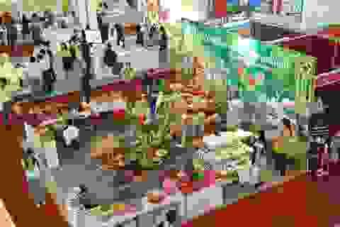 """""""Bội thực"""" hội chợ thương mại Việt- Trung"""