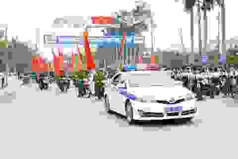 """Honda Việt Nam phát động """"Chiến dịch An toàn giao thông"""" tại Hà Nam"""
