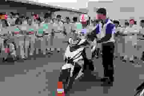 Honda đã đóng góp gì cho giao thông Việt Nam?