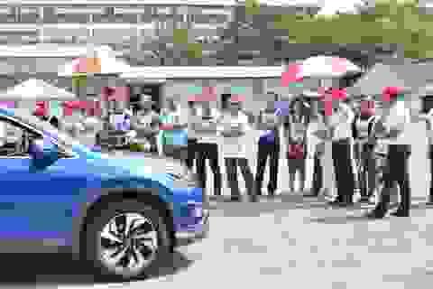 Honda Việt Nam khuyến khích các đại lý hướng dẫn lái xe an toàn cho khách hàng