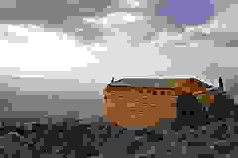 Bằng chứng mới về tàu Noah vượt đại hồng thủy ở Thổ Nhĩ Kỳ?