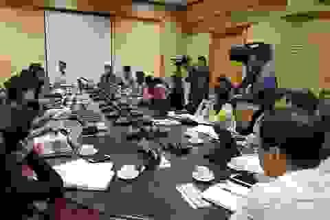 Bộ Y tế: Không có giấy mời trực tiếp tên Thứ trưởng Trương Quốc Cường