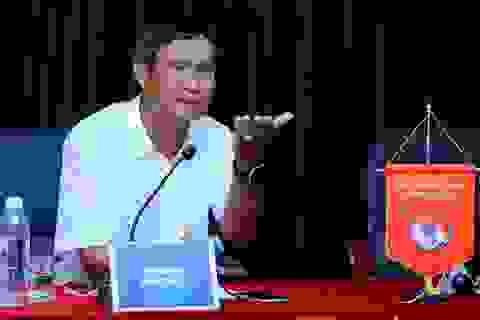 HLV Mai Đức Chung nói gì về gánh nặng HCV SEA Games 29?