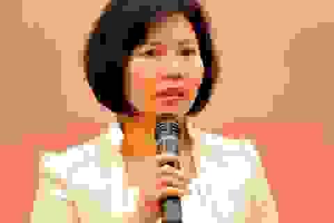 Xem xét kỷ luật Thứ trưởng Bộ Công Thương Hồ Thị Kim Thoa