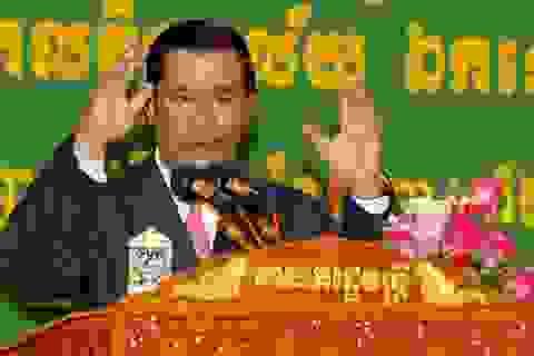 Campuchia đề nghị Lào rút quân khỏi biên giới