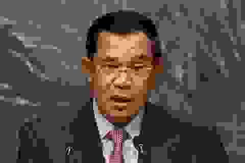 Thủ tướng Campuchia thách thức Mỹ đóng băng tài sản