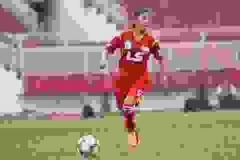 Quả bóng vàng nữ Việt Nam mơ đổi màu huy chương SEA Games