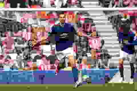 Sunderland 0-3 MU: Chiến thắng dễ dàng