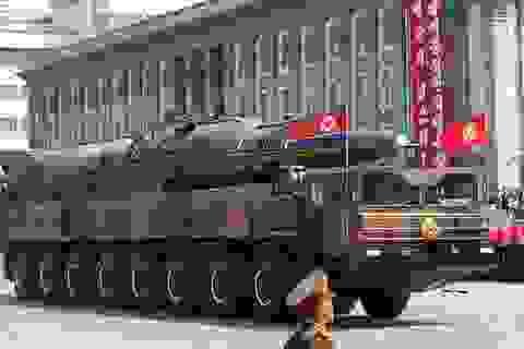 Hàn Quốc nghi Triều Tiên sẽ phóng tên lửa vào ngày quốc khánh