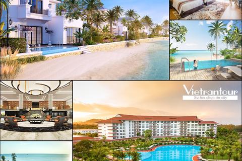 Combo nghỉ dưỡng ở villa Phú Quốc, Nha Trang 5 sao chỉ 1,75 triệu đồng