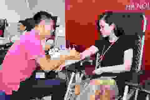 """Hơn 500 cán bộ, nhân viên đồng hành cùng """"Hành trình Đỏ"""" hiến máu tình nguyện"""
