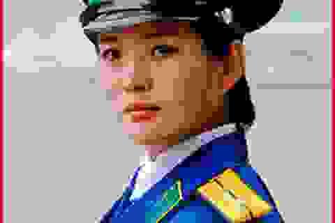 Điều ít biết về quy trình tuyển nữ cảnh sát giao thông Triều Tiên