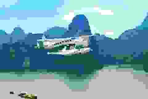 Quảng Ninh:  Du khách sắp được bay đến Cô Tô từ Hạ Long bằng thủy phi cơ