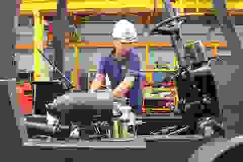MGA Việt Nam - xưởng lắp ráp xe nâng đầu tiên tại Việt Nam