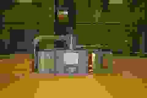 Phát điện hòa lưới thành công tổ máy số 4 công trình thủy điện Trung Sơn