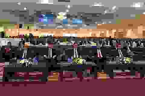 Lãnh đạo 4 tỉnh của Việt Nam sang Lào dự kỷ niệm 55 năm ngày thiết lập quan hệ ngoại giao