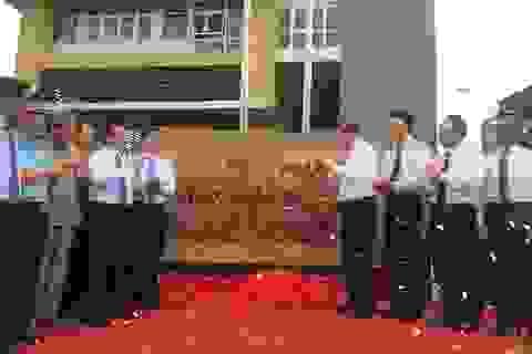 Khánh thành trụ sở mới Học viện Tư pháp tại TPHCM.