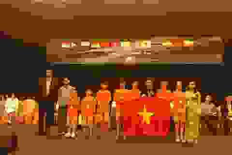 Học sinh Việt Nam đoạt 8 Huy chương vàng tại cuộc thi Toán quốc tế IMC