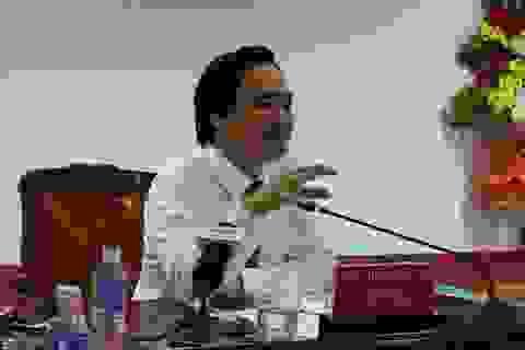 Bộ trưởng Giáo dục làm việc với ĐH Cần Thơ