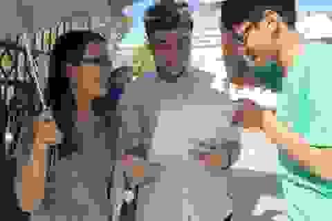 Thí sinh Hà Tĩnh có thể tra cứu điểm thi tại 4 địa chỉ website