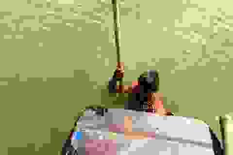 Sự thật về vật thể được phát hiện dưới lòng sông Chu