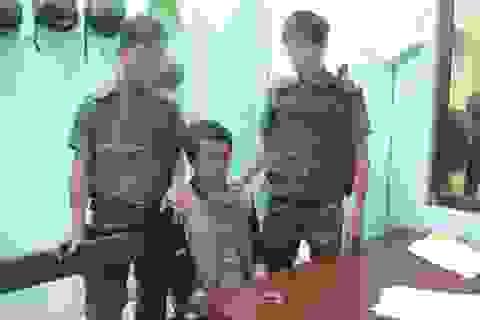 Bắt nghi phạm cầm dao cướp ngân hàng ở Đà Nẵng