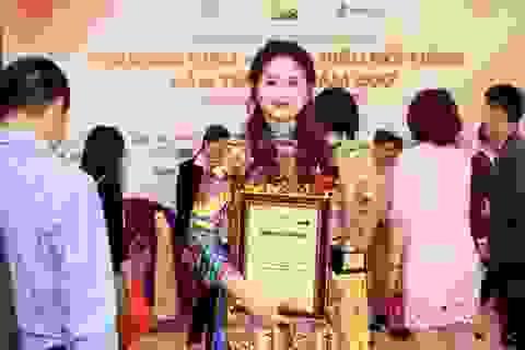 Bio Cosmetics có trong danh sách 100 Thương hiệu nhãn hiệu nổi tiếng Việt Nam 2017