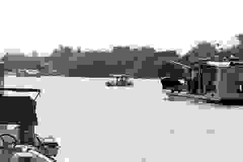 Khởi tố vụ sà lan đâm chìm ghe chở cát khiến 2 mẹ con tử vong
