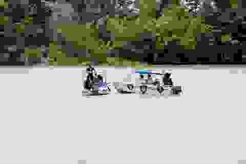 Tìm thấy thi thể 2 mẹ con mất tích trên sông Sài Gòn