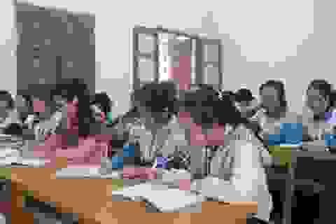 Thanh Hóa: Hơn 400 thí sinh chậm được cập nhật đăng ký dự thi lên hệ thống