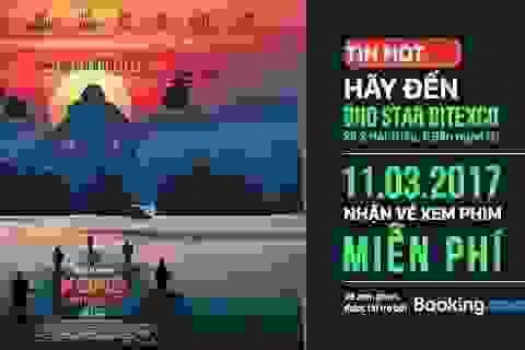 """""""Đảo Đầu Lâu"""" sắp công chiếu, khán giả Việt được xem trải nghiệm"""
