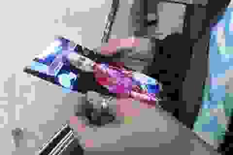 Bé gái 6 tuổi mất tích trong cơn mưa trái mùa ở Sài Gòn