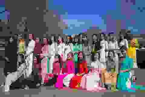 8 nữ sinh Việt tại Australia lọt chung kết cuộc thi tìm kiếm tài sắc
