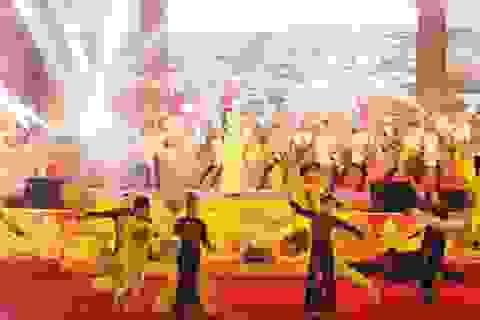 Tưng bừng ngày hội văn hóa Khmer Nam Bộ