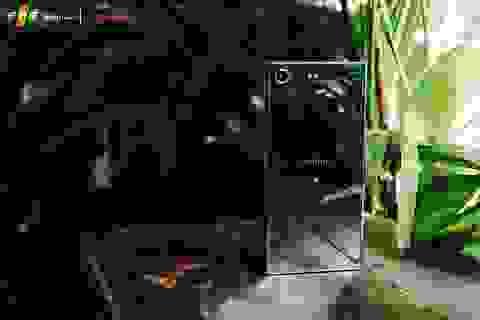 Sony Xperia XZ Premium chính thức lên kệ, màu Deepsea Black được yêu thích nhất