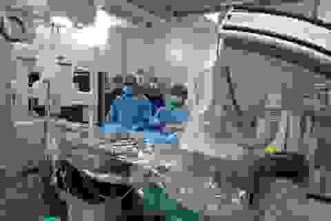 Cứu sống bệnh nhân ngưng tim, ngưng thở trước khi vào bệnh viện