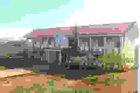 16 phòng học bỏ không, ngôi trường ba cấp chỉ có hơn 40 học sinh