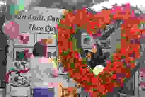 Những không gian hoa độc đáo chỉ có tại Lễ hội hoa Đà Lạt 2017