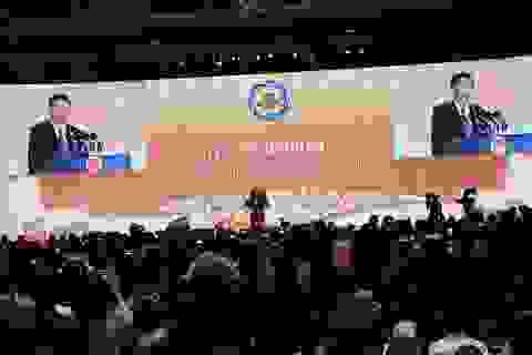 """Chủ tịch Trung Quốc Tập Cận Bình: """"Con đường phía trước không êm ái"""""""