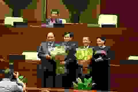Ông Nguyễn Văn Thể trở thành Bộ trưởng GTVT, ông Lê Minh Khái làm Tổng Thanh tra