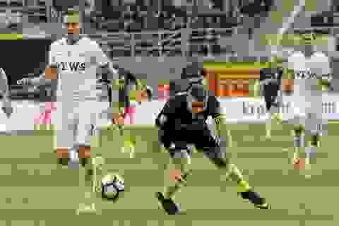 """Inter """"nổi điên"""", vùi dập Atalanta với tỷ số 7-1"""