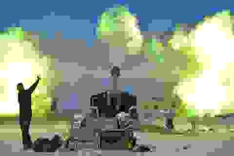 Quân Iraq đánh lớn tiến chiếm sân bay, Mosul thất thủ