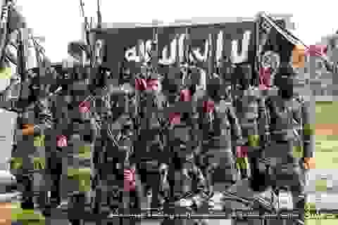 Phiến quân IS công khai phương thức khủng bố đáng sợ