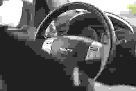Ấn tượng với lượng tiêu hao nhiên liệu của động cơ dầu Isuzu mu-X và D-MAX
