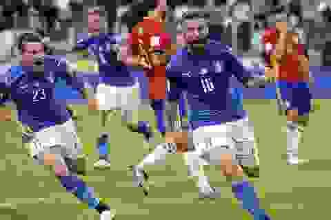 Italia và tham vọng soán ngôi Tây Ban Nha
