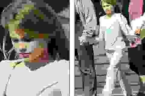 Cháu gái Britney đã được xuất viện